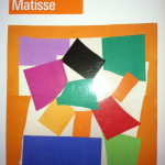 """The Snail"" by Henri Matisse (1953); Rizzi, Juliette, author; published by Tate Introductions/ Publishing, 2014."